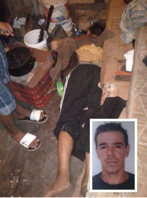 Por volta das 17h desta terça-feira 30/12, Bruno Ricardo Rodrigues, 40 anos, foi encontrado sem vida em uma quitinete construída em palafitas na Rua do Coqueiro, bairro do Garrancho no Município de Raposa.