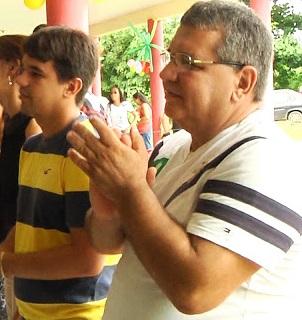 Antônio Luis Rodrigues Costa, o Cocóia,