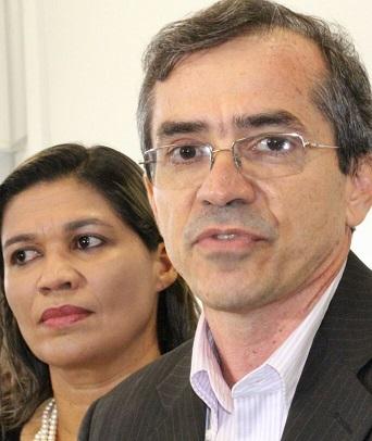 Marcos Pacheco e Rosângela Curado cumprem agenda de trabalho em Imperatriz