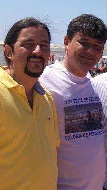 Junior Verde era é o responsável pelo setor da pesca no MA