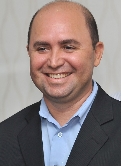 próximo secretário de estado da Comunicação, jornalista Robson Paz