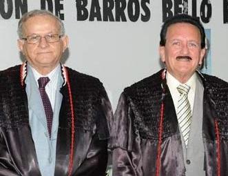 Edmar e Pavão foram deputados estaduais juntos na década de 90, e sempre compartilharam momentos de admiração um pelo outro.