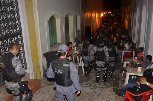 Foto 1 - Governo reforça policiamento na capital e interior do estado