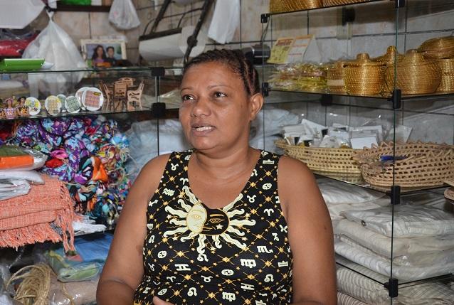 Foto 1 - Nazaré Pinheiro - Comerciantes do Centro Histórico destacam postura do governador Flávio Dino