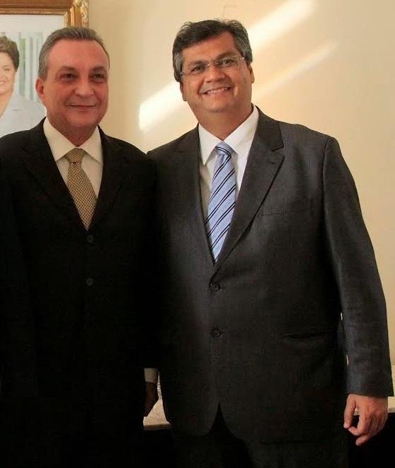 Governador e Luís Fernando