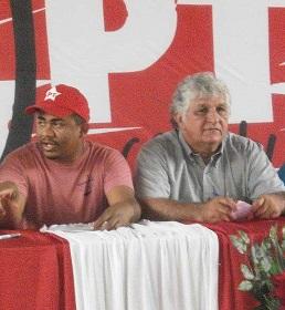 Romão sempre foi menino de recado de Raimundo Monteiro dentro do PT.