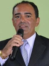 Presidente da Câmara de Alto Alegre do Pindaré, Rivaldo Pereira Santos(PRB)