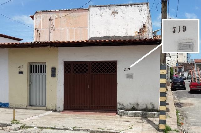 20140210_124621Rua Caminho da Boiada, n.º 319, no centro de São Luis,