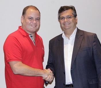 Foto 1 NaelReis - Governador e líder do governo na AL
