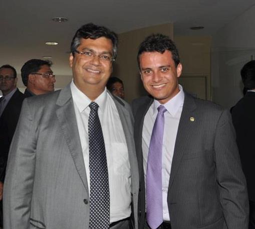 Glalbert Cutrim solicitou ao governador a construção da ponte em benefício dos municípios do Litoral Ocidental do Maranhão.