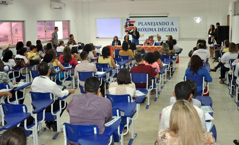 Evento reuniu técnicos de 60 municípios maranhenses