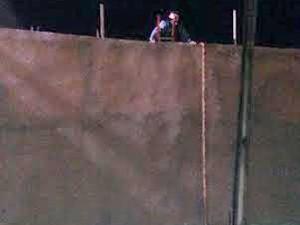Detentos utilizaram corda para escaparem (imagem retirada do G1MA)