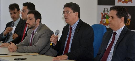 Foto 1 - KGE - Operação El Berite II prende suspeitos de agiotagem e corrupção em Bacabal