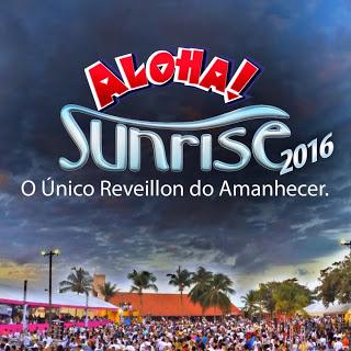 Réveillon Aloha Sunrise 2016 Iate Clube SLZ