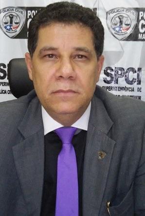 Dicival Gonçalves, titular da Superintendência de Polícia Civil do Interior (SPCI) e coordenador do programa Pacto Pela Paz , da secretaria de Segura Pública.