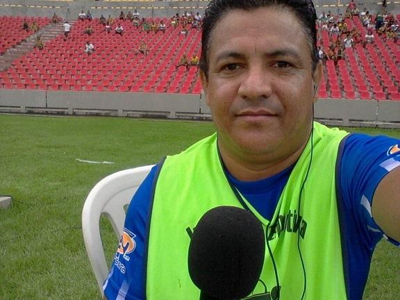 radialista Carlos Afonso