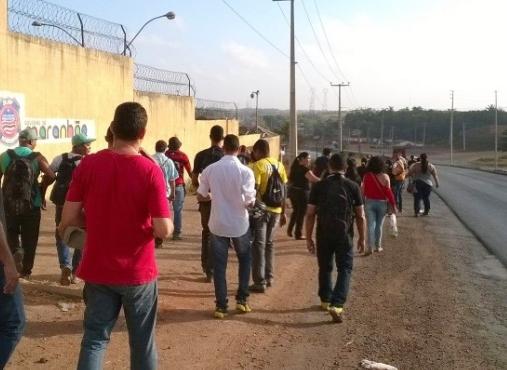 Os 46 presos que não retornaram até o fim do prazo, são considerados foragidos da Justiça.