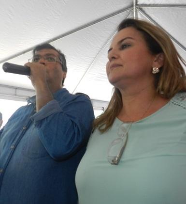 28 de novembro de 2015, o dia que segundo Maura Jorge, começou o ódio contra o governador Flávio Dino.