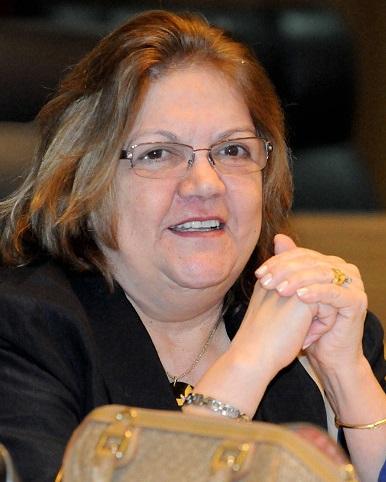 Ex-deputada Cleide Coutinho poderá ser primeira suplente do candidato Zé Reinaldo ao Senado