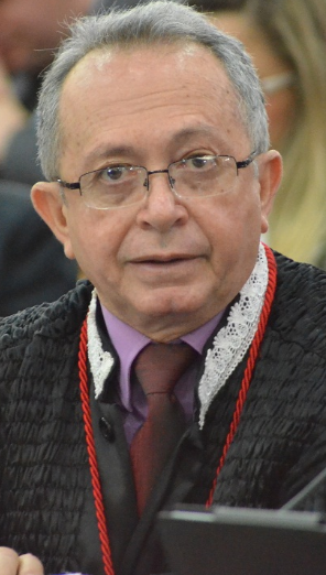 O desembargador Vicente de Paula foi eleito por unanimidade (Foto: Ribamar Pinheiro)