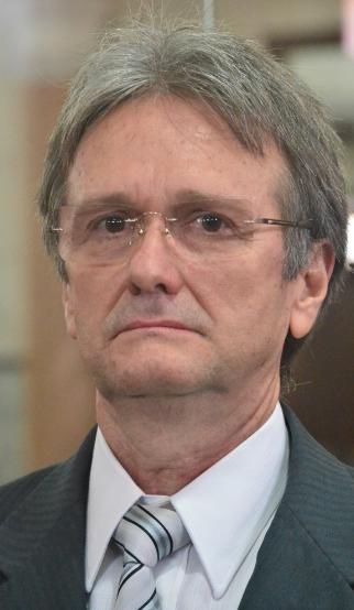 Juiz Itaércio Paulino da Silva. Crédito: Ribamar Pinheiro