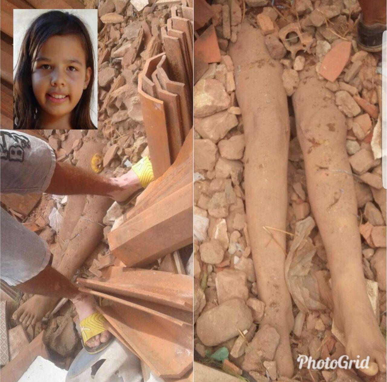 portal msul maiobÃo corpo de menina de 10 anos é encontrado
