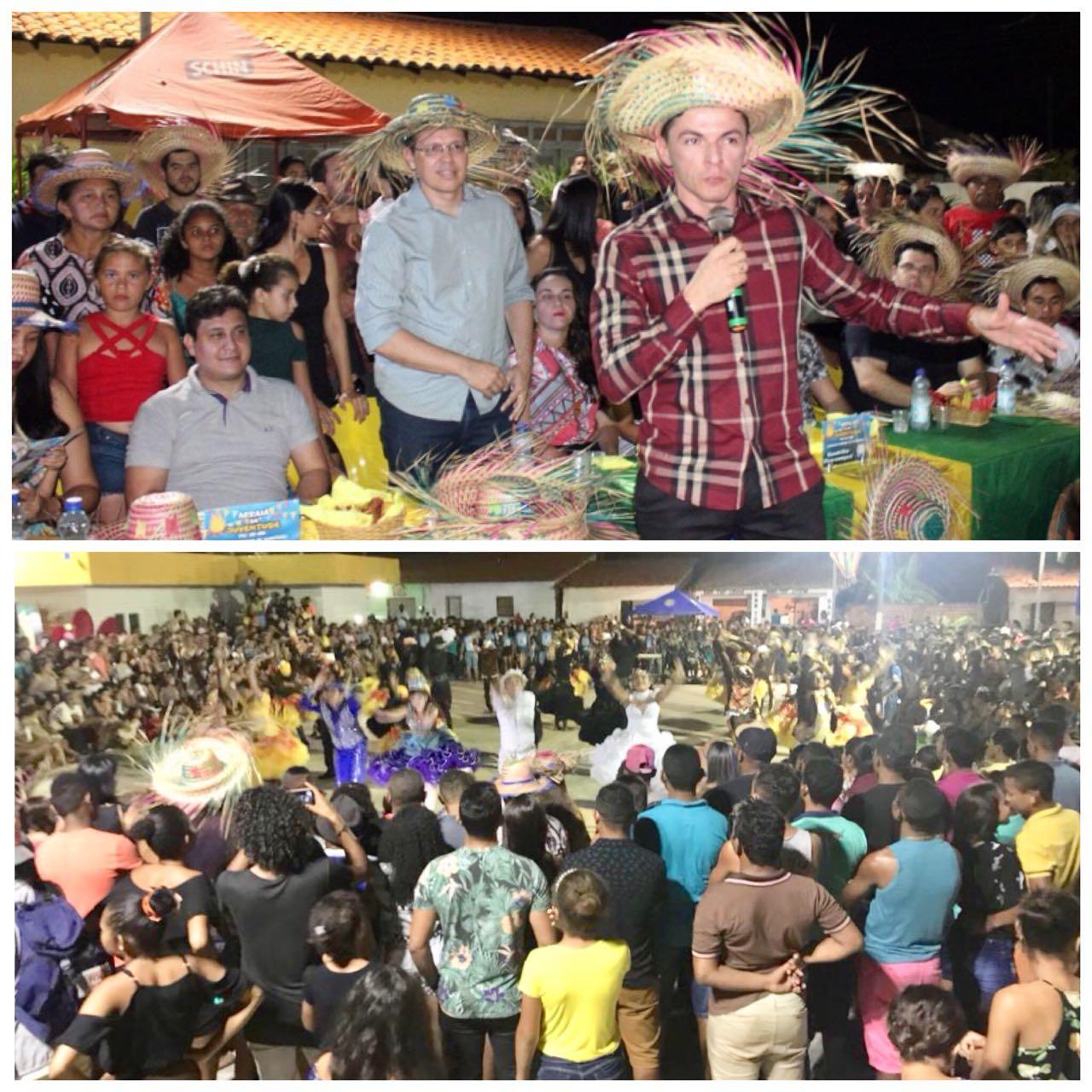 O município de Pio XII (MA) recebeu no último sábado (9) 87f7ff91295a