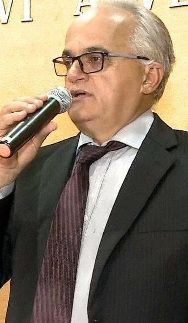 """ice-prefeitoJosé Rubem Firmino, popular conhecido por """"Rubem Lava Jato""""."""