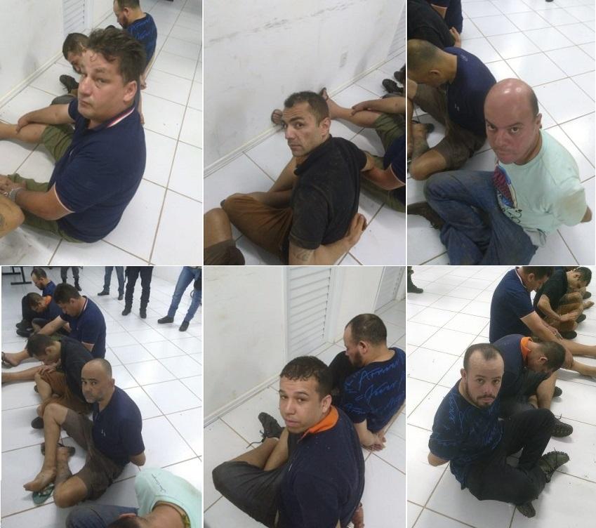 Resultado de imagem para Caminhoneiro de Mato Grosso foi contratado por R$ 300 mil para resgatar assaltantes de Bacabal
