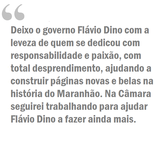 Frase Do Dia Márcio Jerry Se Despede Do Governo Blog Do Domingos