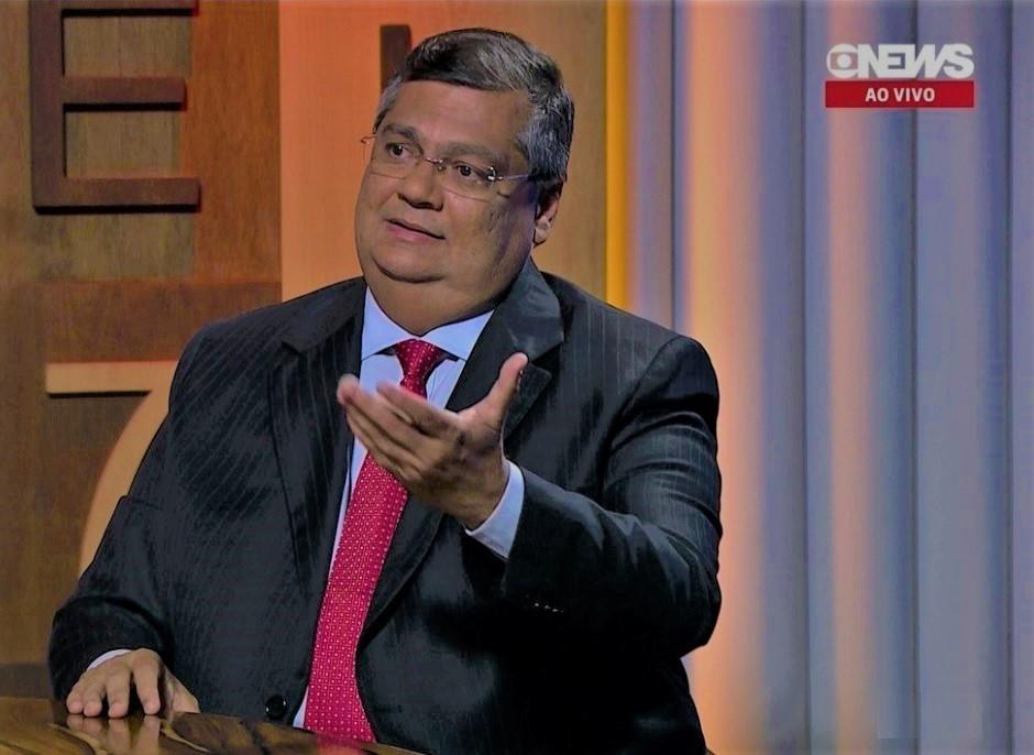Flávio Dino foi o entrevistado do programa 'Diálogos com Mario Sergio Conti', da Globo News, nesta quinta-feira, 17,