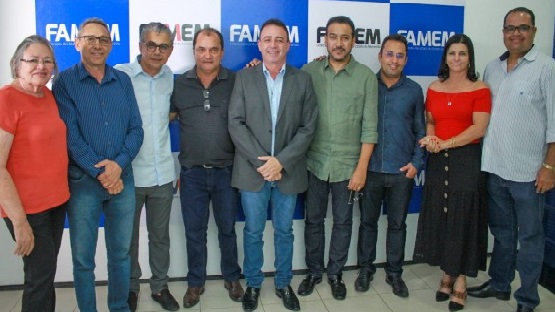 Prefeitos criam Consórcio Maranhão para auxiliar nas ações municipalistas