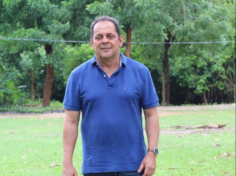 Ex-prefeito de Caxias Paulo Marinho...