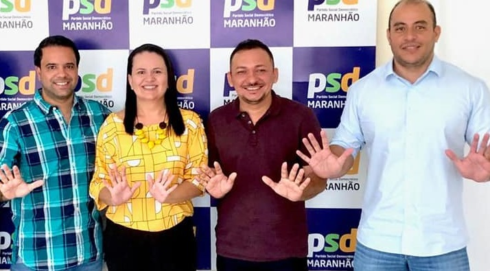 Andrea quer ser prefeita pelo PSD...