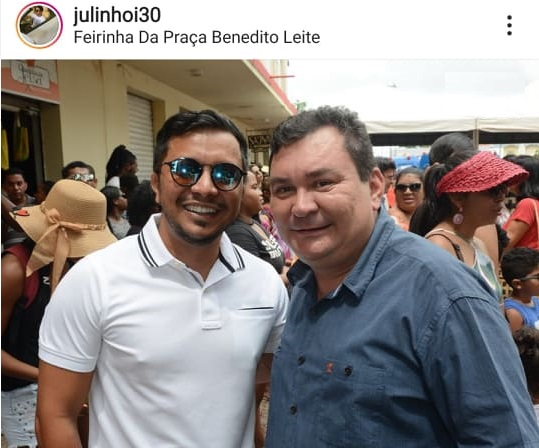 Julinho troca Ivaldo por Astro...