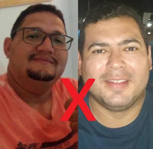 Elias Cruz, gerente da empresaÁguia RH e Anderson Soares, sobrinho o deputado Adelmo, que manda e desmanda em Paço do Lumiar...