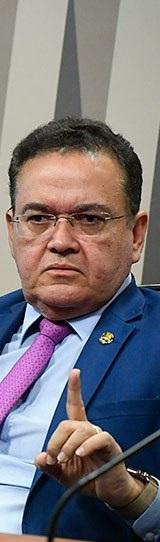 Roberto Rocha e a traição andam juntos...