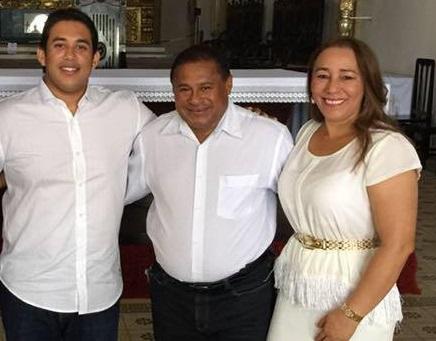 Maria Felix é esposa e Juiz Osmar Gomes e mãe do presidente da Câmara de São Luís, Osmar Filho.