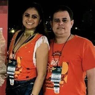 Fernando Muniz abandou Paço do Lumiar e foi passar o carnaval no Rio...