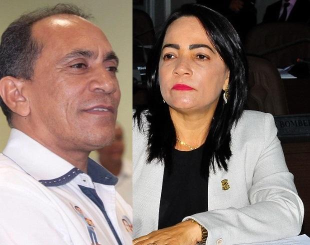 Com a saída de Concita, a presidência do Patriota em São Luís agora é do ex-vereador do Povo de Deus.