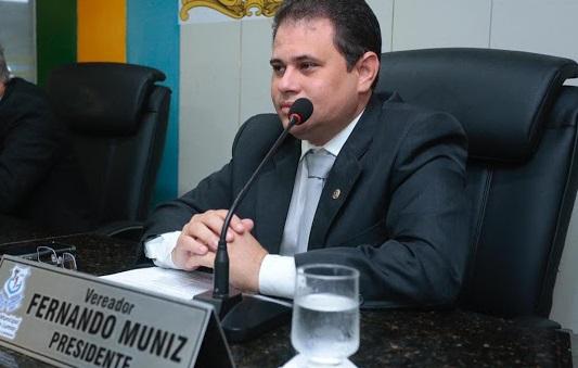 Fernando Muniz cada vez mais, se complicando...
