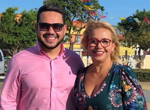 Filho de Albino e Barbara, Octávio será o candidato candidato a vereador da família Soeiro em São Luís...