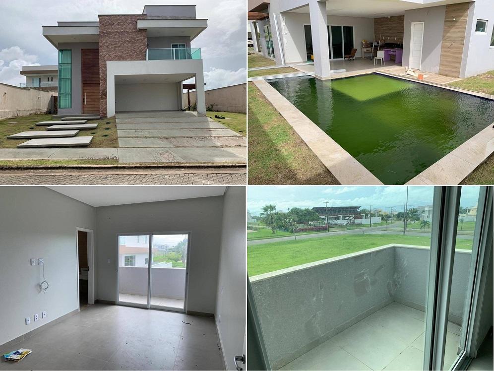 Fotos dos detalhes da casa obtidas pelo Blog do Domingos Costa...