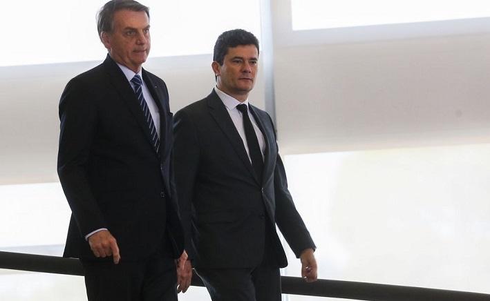 O ministro da Justiça e da Segurança Pública Sergio Moro anunciou nesta sexta-feira, 24, sua saída do governo Jair Bolsonaro.