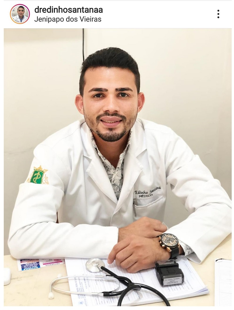 Nem o próprio médico recebeu sabe explicar como o CPF dele aparece como pessoas jurídica recebendo valores que chegam perto de R$ 1 milhão...