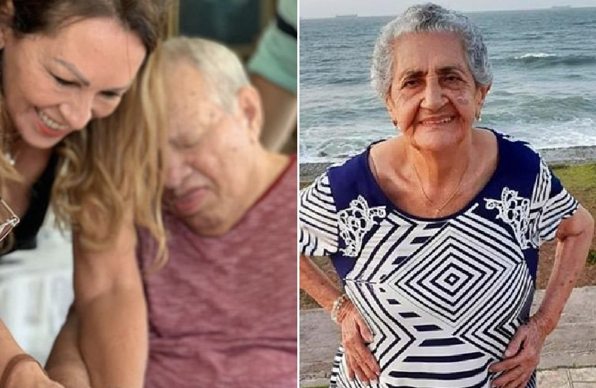 Telmo pai da Desembargadora Nelma; Dona Dedé mãe dos desembargadores José Joaquim e Jorge Figueiredo...