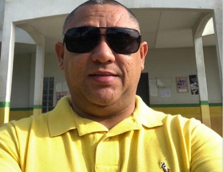 Wellington Luís Moraes de Albuquerque, conhecido pela alcunha de Jairzinho Filho
