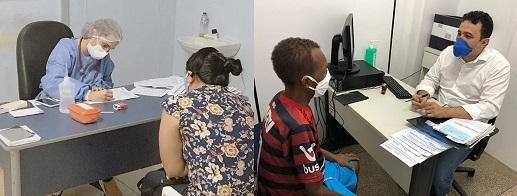 Os perfis dos médicos deputados nas redes sociais, a exemplo do Facebook e Instragam, foram atualizados nos últimos dias e apenas a Dra. Thaiza Hortegal e o Dr. Yglésio Moisés publicaram registro da sua atuação contra o covid-19 em hospitais.