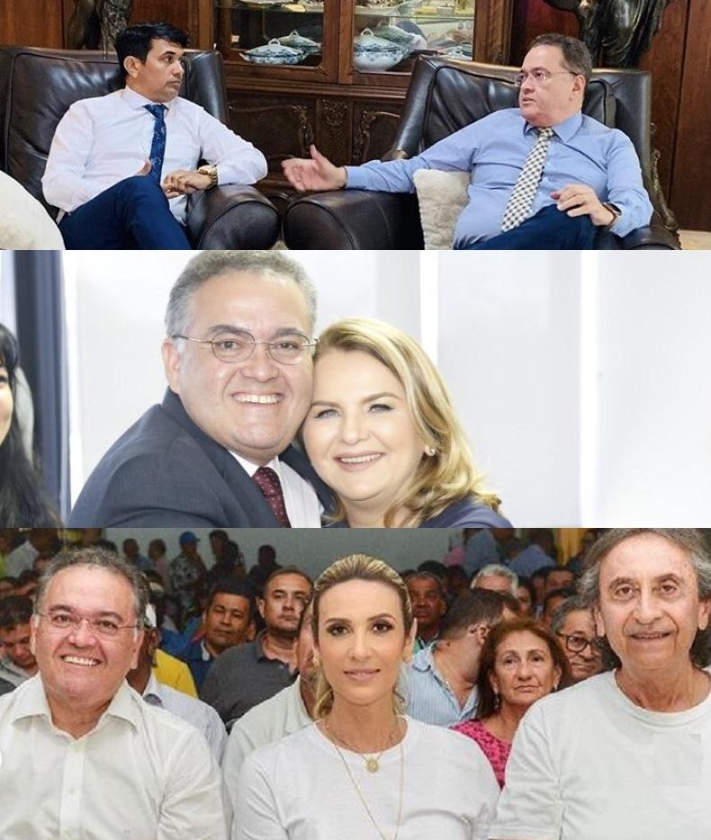 Roberto Rocha 0% preocupado com Welligton, Maura Jorge e Ricardo Murad...
