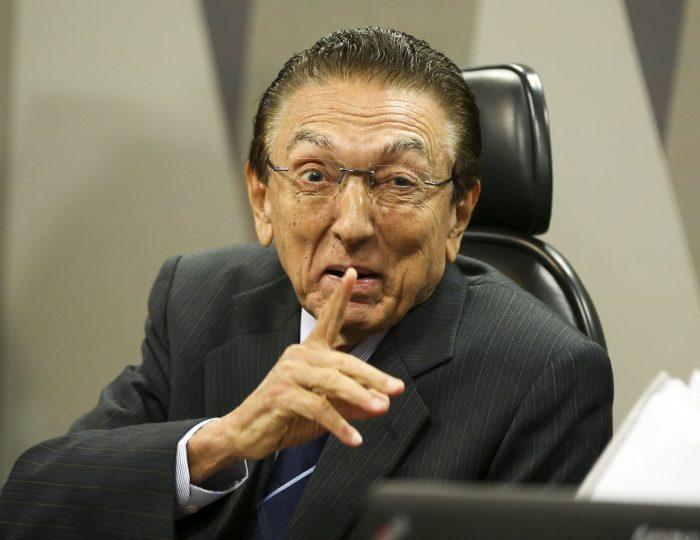 Laja Jato encontra áudio de ex-gerente da Petrobras confessando propinas a Lobão...